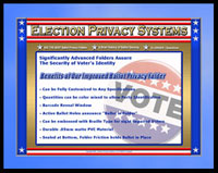 Election Privacy Systems
