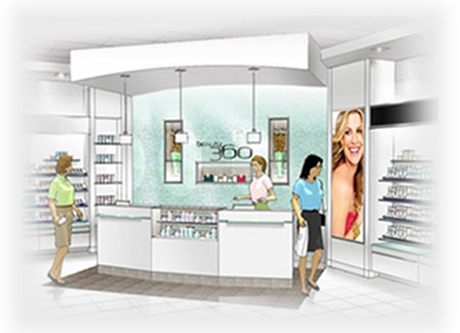 Store Design in Daytona